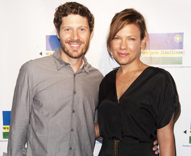 Zach Gilford and Kiele Sanchez