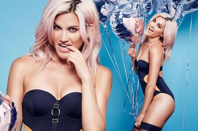 Ashley Roberts fit body