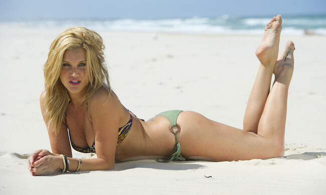 Ashley Roberts hot in bikini
