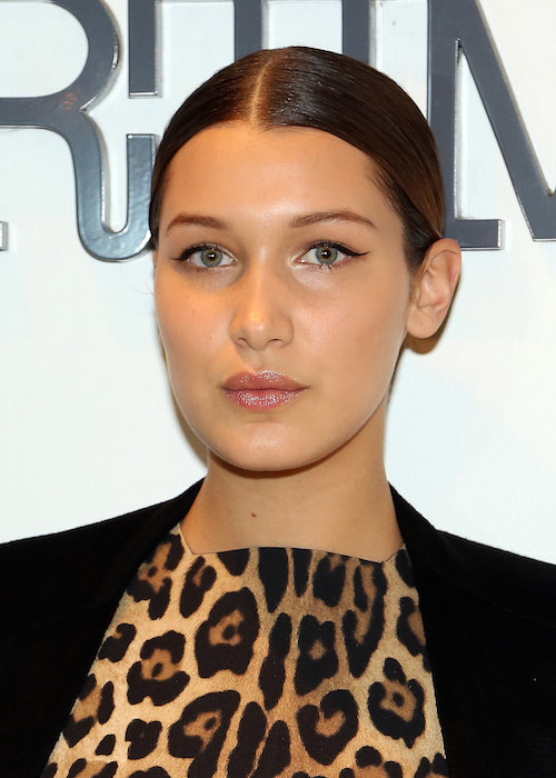 dd04d24ba6a5c1 Bella Hadid at Sportmax and Teen Vogue Celebrate The Fall / Winter 2014  Collection