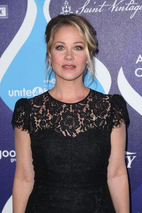 Christina Applegate at 2015 unite4:humanity in Los Angeles