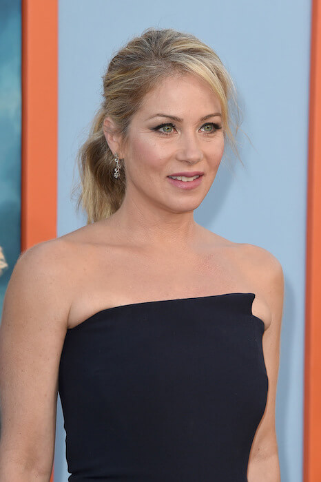 "Christina Applegate at 2015 premiere of Warner Bros. ""Vacation"""