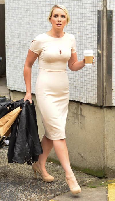 Claire Richards after weight loss