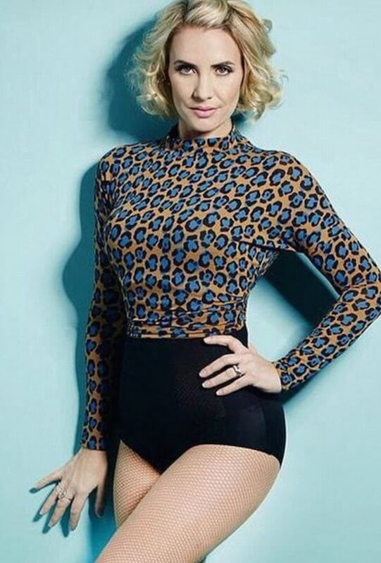 Claire Richards hot