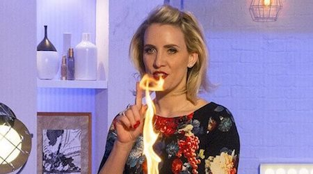 Claire Richards Historic Weight Loss Revealed