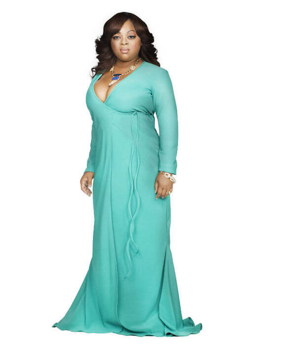 Countess Vaughn after liposuction