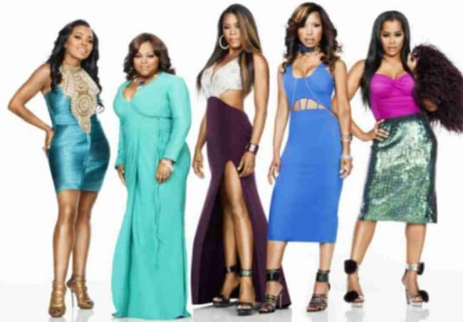 Countess Vaughn in Hollywood Divas Season 2