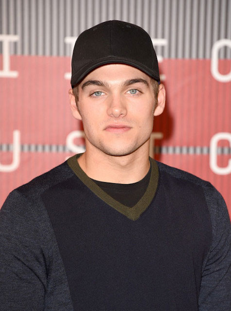 Dylan Sprayberry at 2015 MTV Video Music Awards