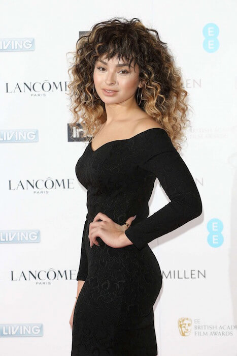 Ella Eyre at EE and InStyle Pre-BAFTA Party 2015
