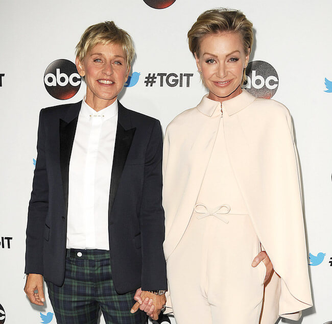 Portia De Rossi Weight