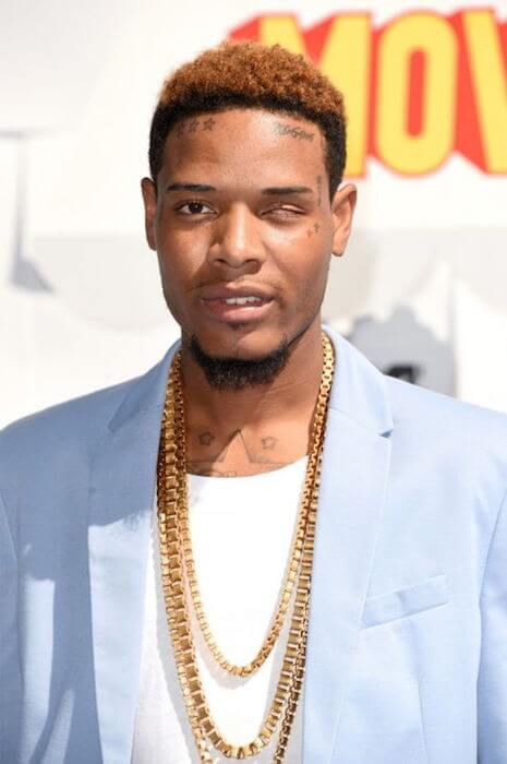 Fetty Wap at MTV Movie Awards 2015