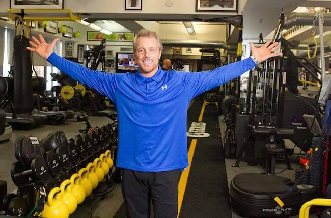Gunnar Peterson, Khloe Kardashian's trainer