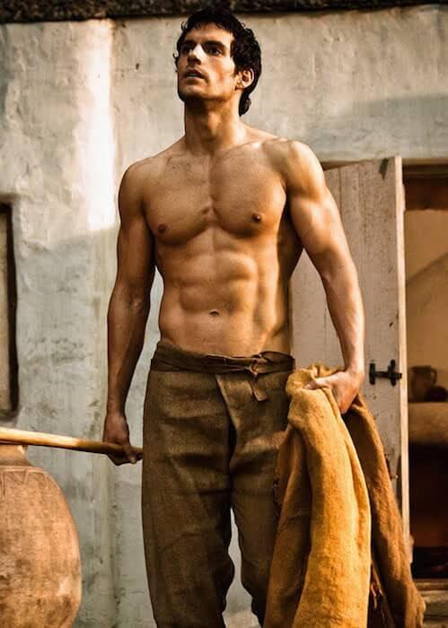 Henry Cavill Superhero Workout - Healthy Celeb