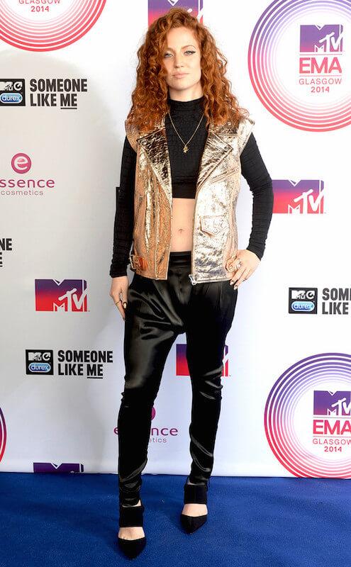 Jess Glynne at MTV EMAs 2014