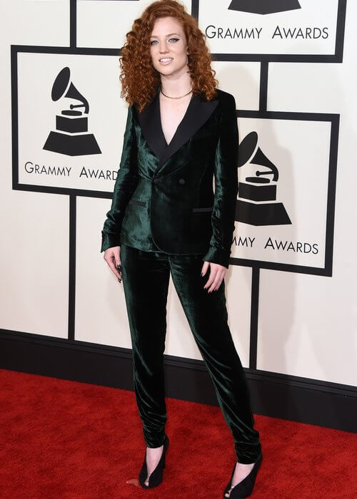 Jess Glynne at Grammy Awards 2015