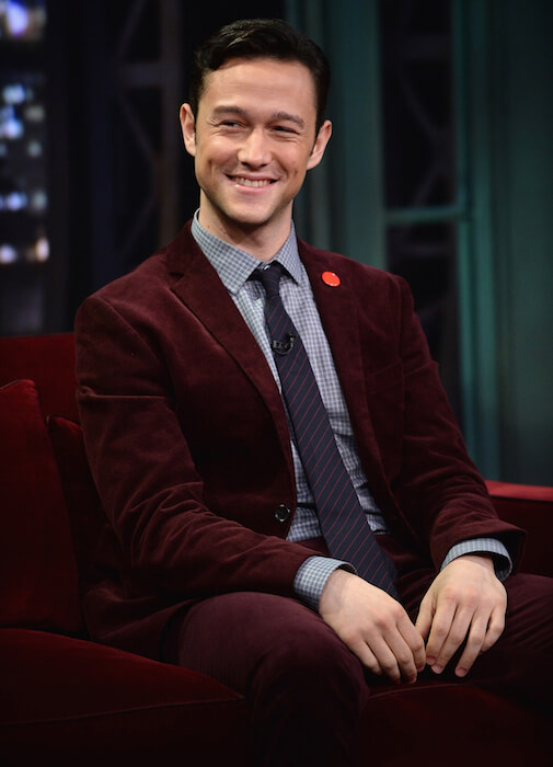 Joseph Gordon-Levitt during an interview announcing the Live Action remake of the popular 1980s TV series Fraggle Rock in 2015
