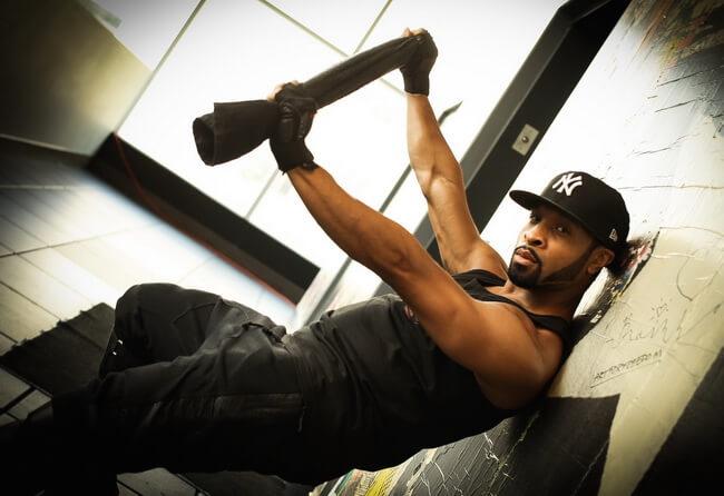 Madonna's trainer, Craig Smith