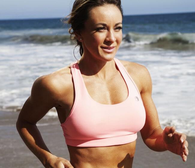 Michelle Bridges fit body