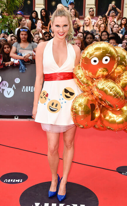 Nicole Arbour at 2015 MuchMusic Video Awards