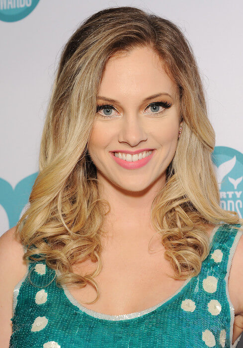 Nicole Arbour at the 7th Annual Shorty Awards in April 2015
