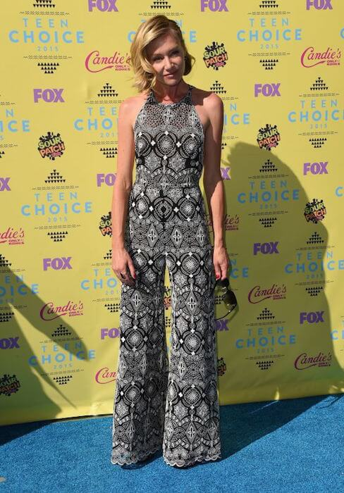 Portia de Rossi at 2015 Teen Choice Awards 2015 in Los Angeles