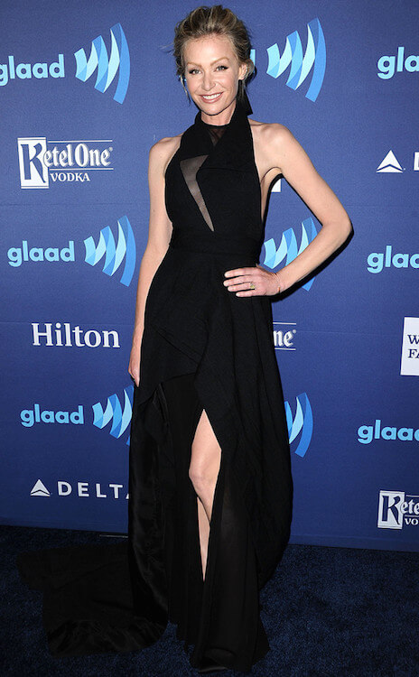 Portia de Rossi in GLAAD Media Awards 2015