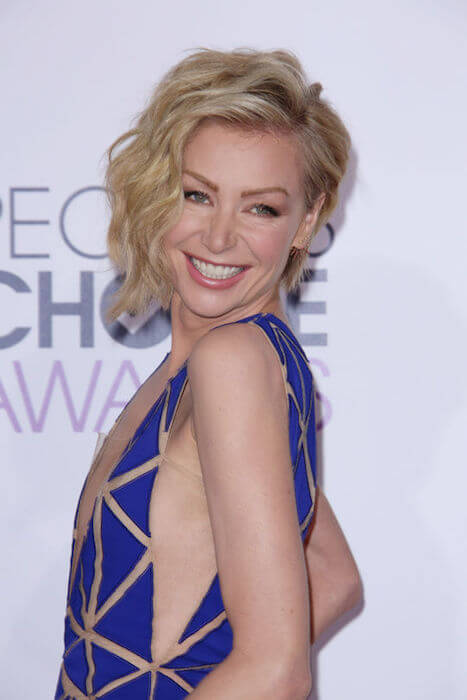 Portia de Rossi during People's Choice Awards 2015