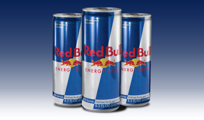 Red Bull - Energy Drink