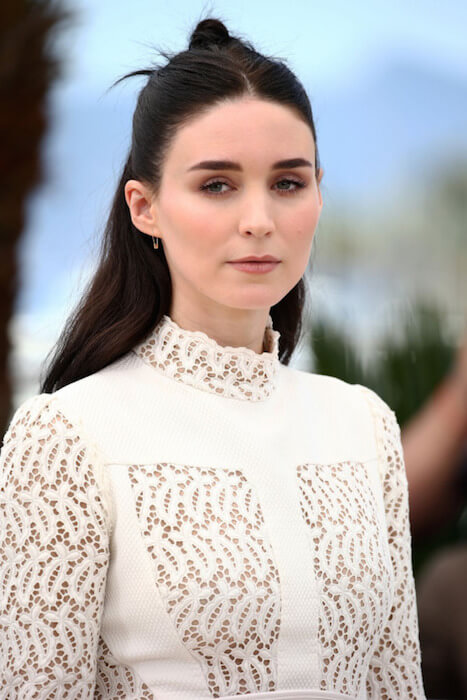 Rooney Mara during the Carol Event in 2015