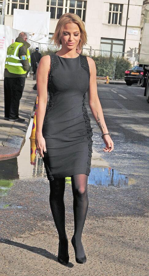 Sarah Harding at 2015 Tesco Mum of the Year Awards in London