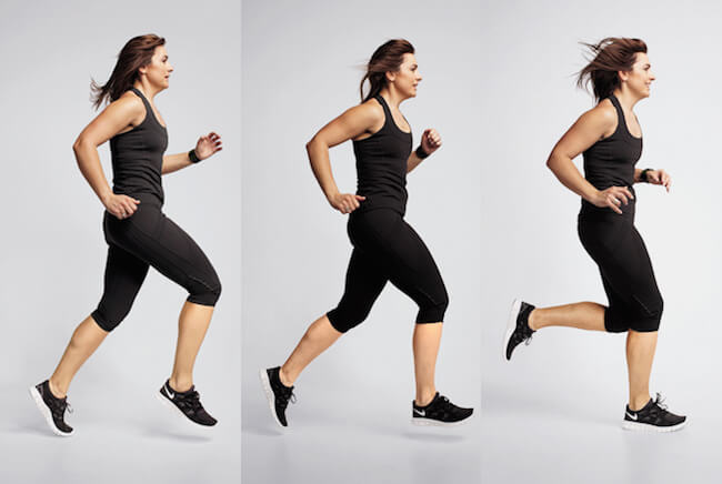 Sarah Robb O'Hagan fitness enthusiast