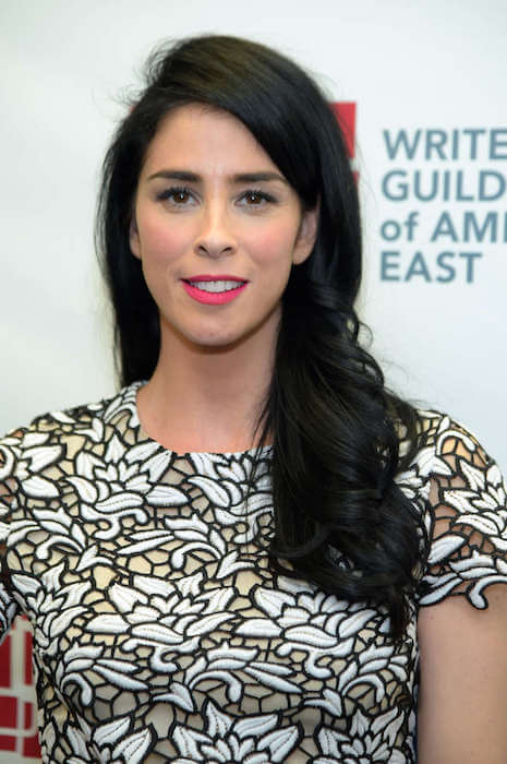 Sarah Silverman at 2015 Writers Guild Awards Los Angeles