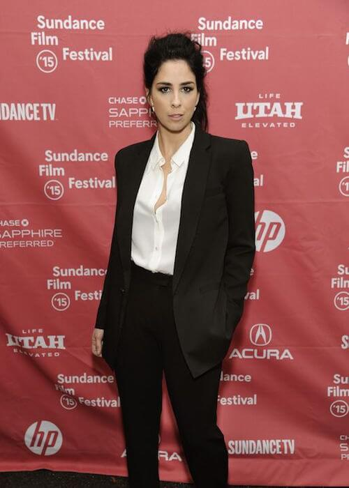 Sarah Silverman during Sundance Film Festival 2015