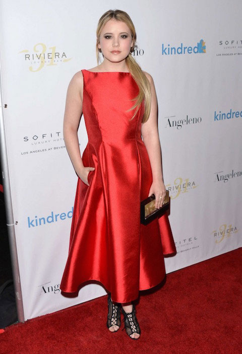 Taylor Spreitler at The Kindred Foundation For Adoption Inaugural Fundraiser
