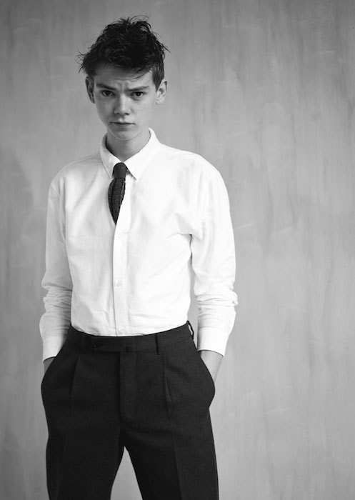 Thomas Brodie-Sangster height