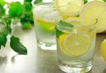 Warm lemon water - Featured Image
