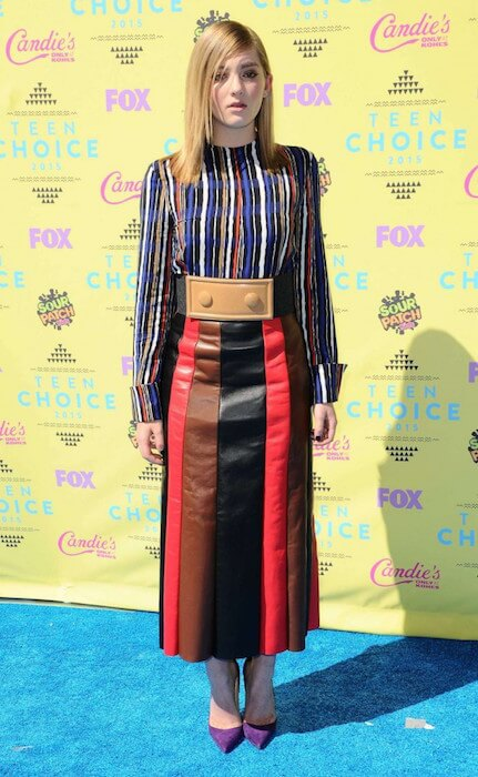Willow Shields at 2015 Teen Choice Awards