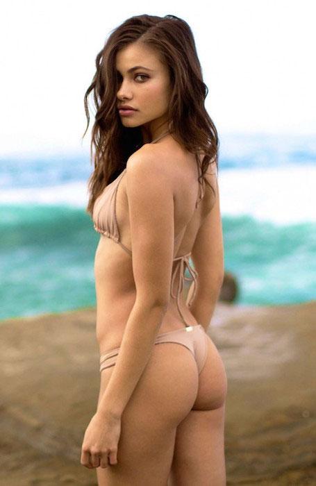 Yara Khmidan for San Lorenzo Swimwear 2015