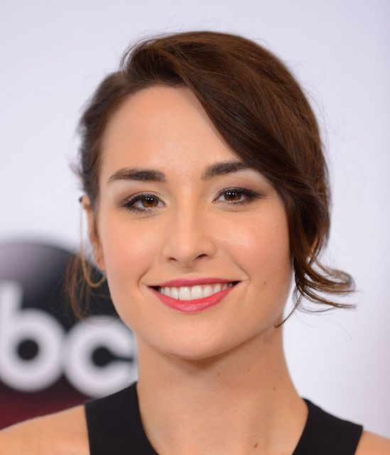Allison Scagliotti at Disney ABC Summer TCA Tour 2015 in Beverly Hills