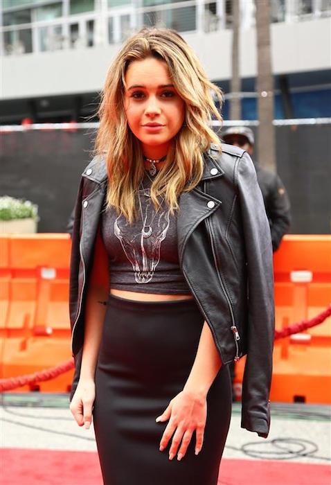 Bea Miller at the 2015 Radio Disney Music Awards