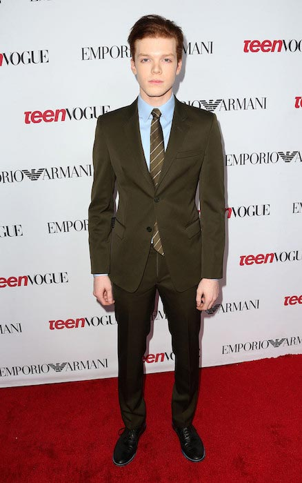 Cameron Monaghan height weight