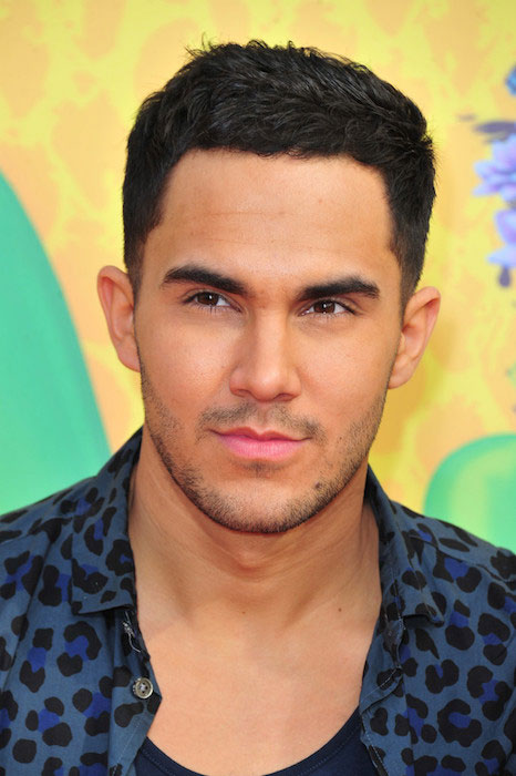 Carlos Pena Jr. at Nickelodeon's 27th Annual Kids Choice Awards