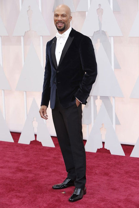Common at Oscars 2015