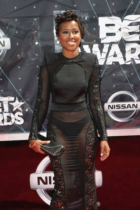 Dej Loaf at BET Awards 2015