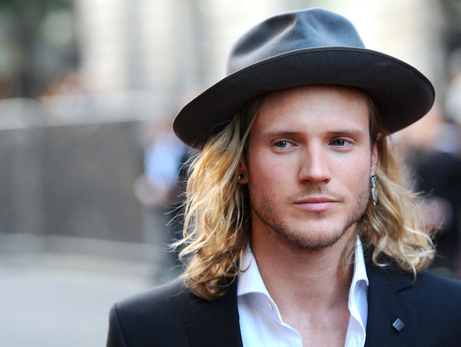 Dougie Poynter at GQ Men of the Year Awards 2014