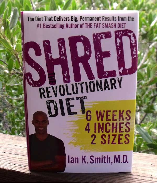 Dr. Ian Smith Shred 2015 book
