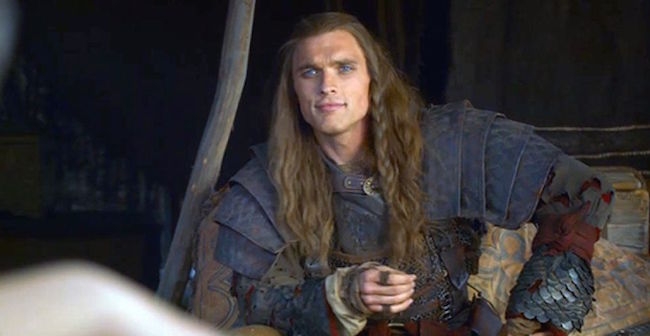 Ed Skrein as Daario Naharis in Game of Thrones