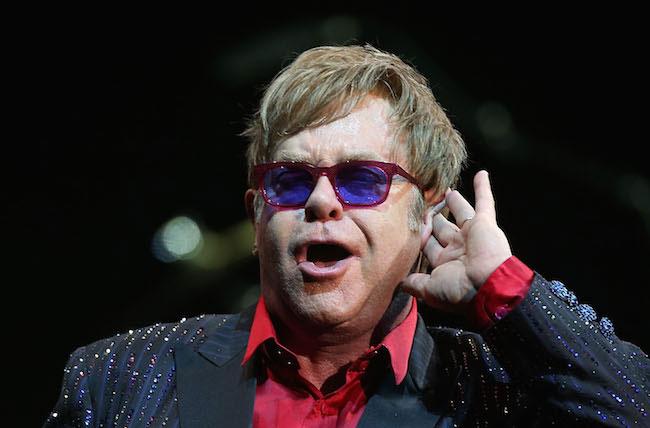 Elton John musician