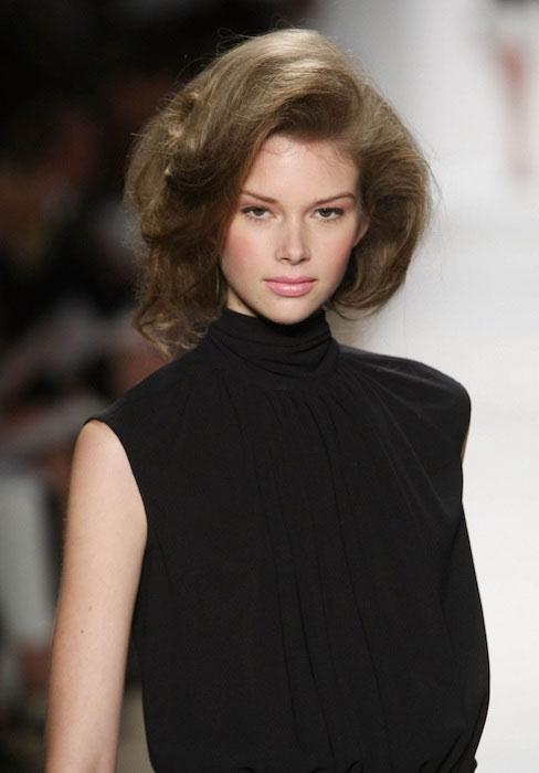 Emma Ishta, as a model