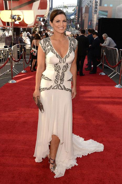 Gina Carano at Fast & Furious 6 premiere